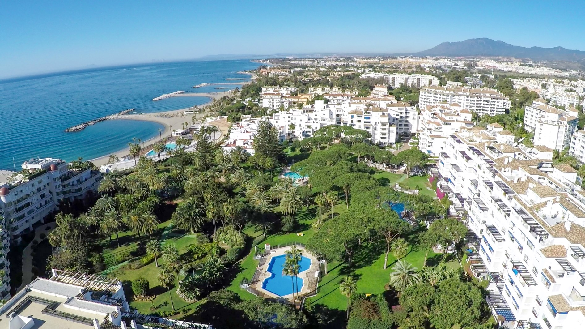 Casa Cordoba , luxury apartments in Playas del Duque, Marbella