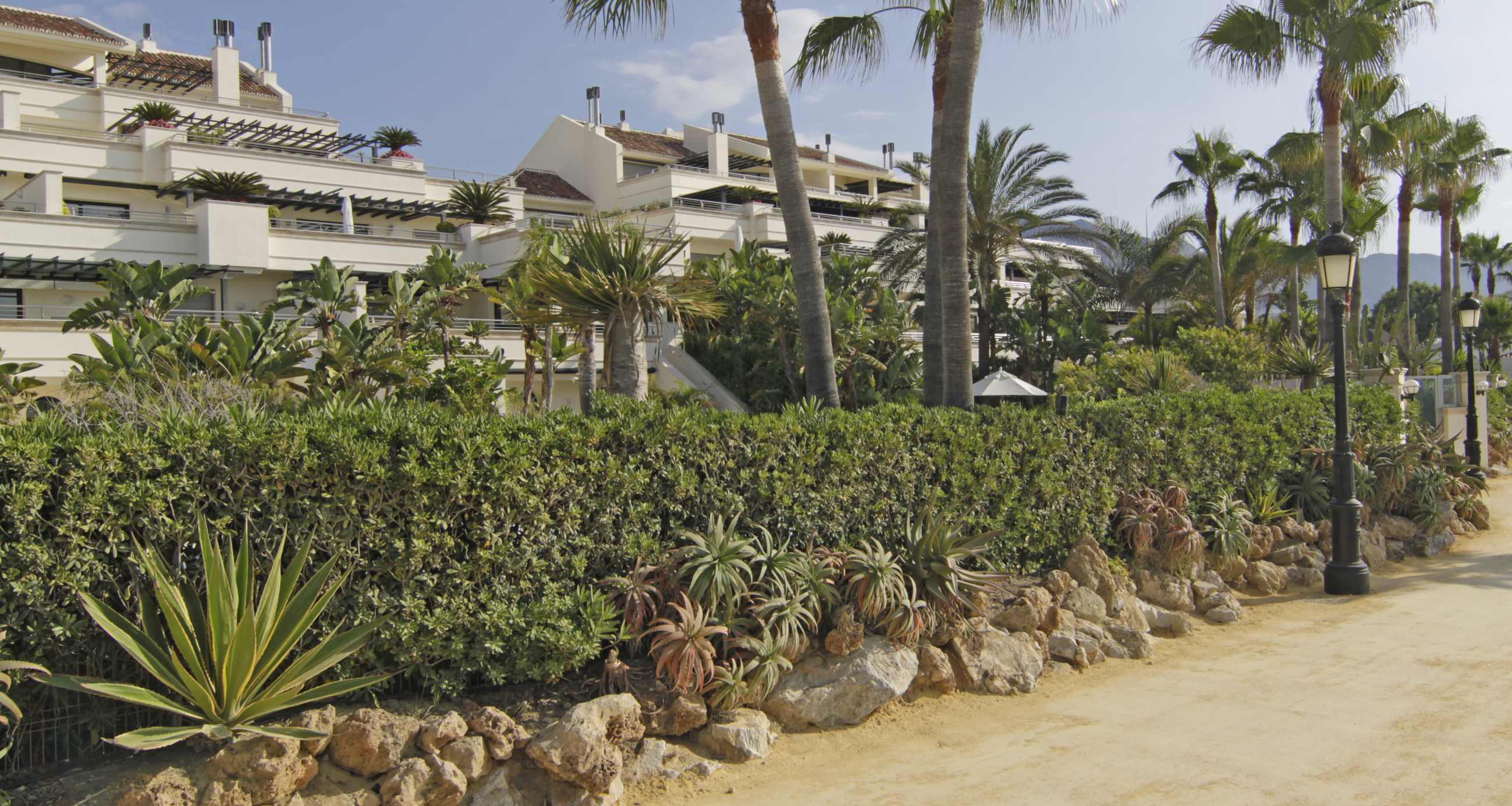 Oasis de Banús , pure luxury in Puerto Banús